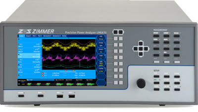 ZES LMG670 1 to 7 Channel Power Analyzer