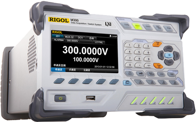M300 SYSTEM SERIES DATA ACQUISITION