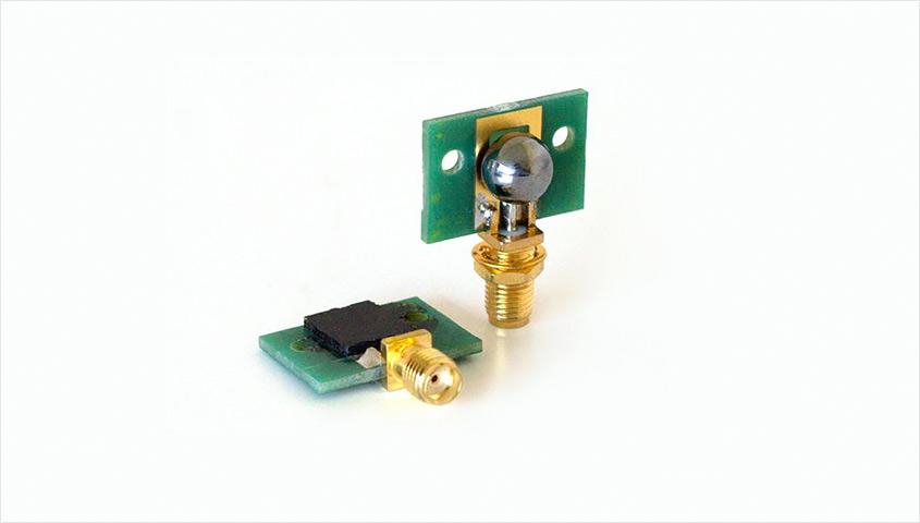 TeraSense Ultrafast Terahertz detectors
