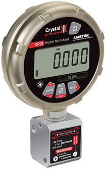 Ametek XP2i-DP Differential Pressure Gauge