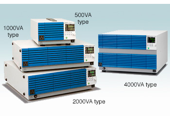 Kikusui AC Power Supply PCR-M Series