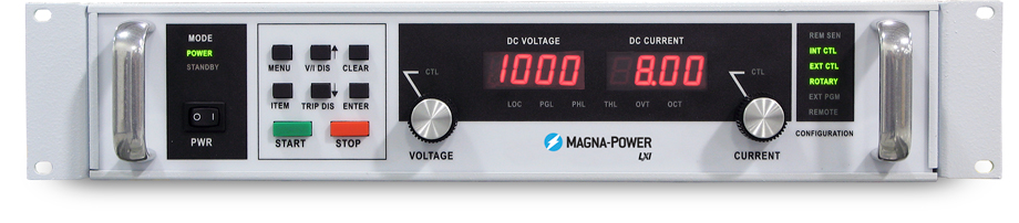 Magna-Power DC Power Supply XR Series